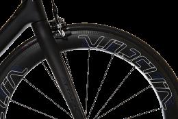 VeloElite Carbon 60mm Wheelset - Dark Blue