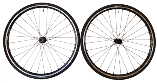 VeloElite Road Race Wheels Alloy