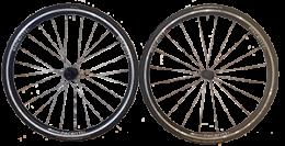 VeloElite Road Pro Alloy Wheels
