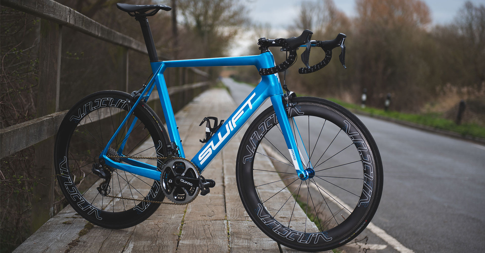 VeloElite Road TSC 60mm Swift Hypervox