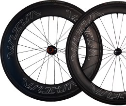 VeloElite Tri Wheels 88mm 60mm