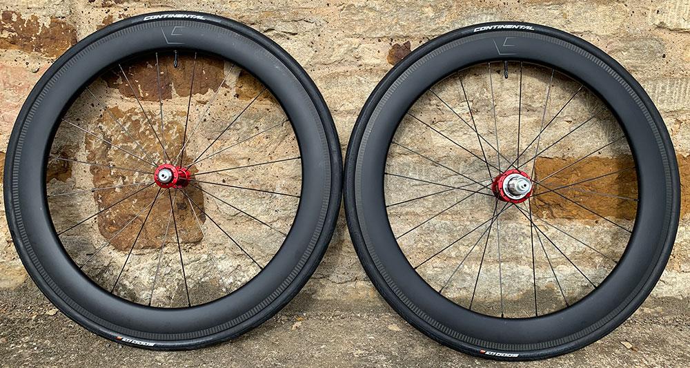 Why handbuilt wheels?