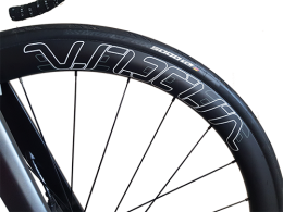VeloElite 38mm Carbon Wide Wheels