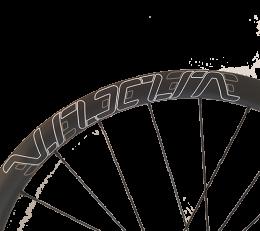 eloElite carbon wheels 38mm disc