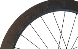 VeloElite Wheel 60mm carbon disc wheelset