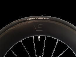 VeloElite TT Front Wheel 88mm