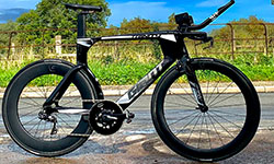 VeloElite Triathlon wheelset